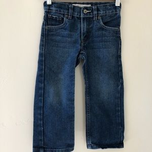 Levi's Jeans 549 Relaxed straight boys 3T